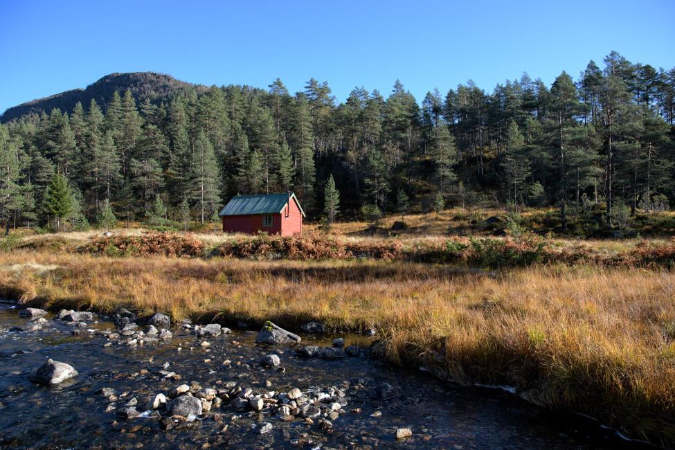 Hytten ved Svartholet